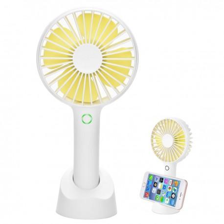 TSOFAN2 USB充電式 スタンド付属 携帯扇風機「 爽fan(ソーファン)」