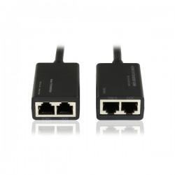 ACアダプタ不要 HDMI 30M延長機 【TEHDMIEX30】