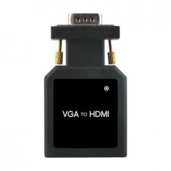 変換器 VGA to HDMI AC不要タイプ【VGHD-001】