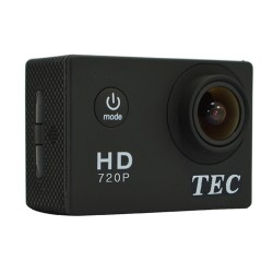 TECACAMHD Action Camera《Discontinued》