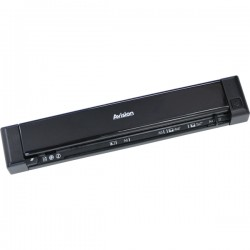 Avision ScanQ 400g portable auto scanner with high resolution 1200 dpi and light weight