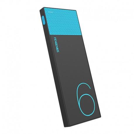 6000mAhモバイルバッテリーATLセル(iPhone6Plusで使用)採用【TMB-6KS】