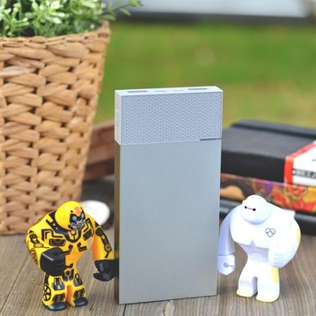 USB Type-Cケーブルで本体充電対応10000mAhモバイルバッテリー【TMBQ3C-10K】| 10000mAh大容量モバイルバッテリー。type-CとMicroUSBの2つのポートを搭載。