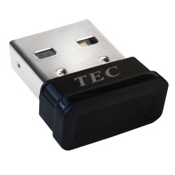 TE-FPA USB Fingerprint authentication adapter compatible with Windows 10