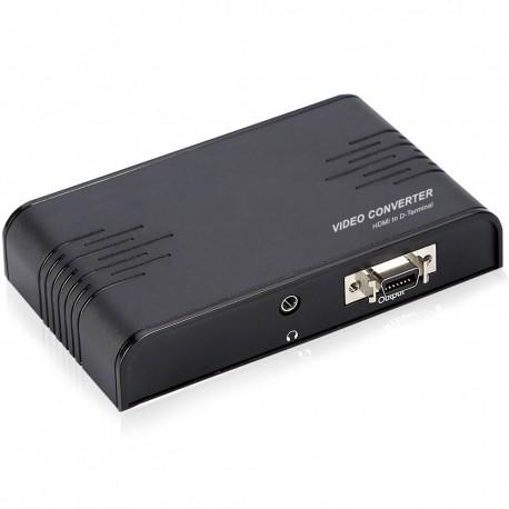 THDMIDT HDMI→D端子 ビデオコンバーター