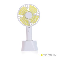 """TSOFAN Portable electric fan equipped with battery """"SoFan"""""""
