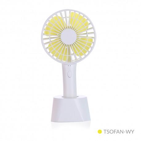 TSOFAN バッテリー搭載 ポータブル扇風機 「 爽Fan 」
