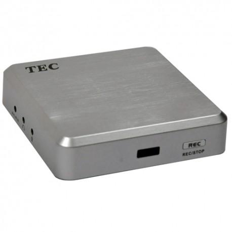 ライトニングケーブルキャプチャーBOX 【EzRecLN】| 4K入力対応。ライトニングケーブルを挿すだけでiPhone、iPadのキャプチャを録画可能。PC不要でUSBメモリにダイレクト録画