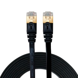 CAT7 LAN cable Flat type