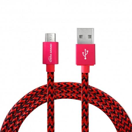 microUSBケーブル【USB2-WU66】